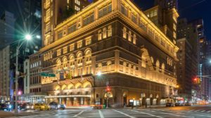 Carnegie Hall_evening